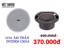 LOA Inter-M CS-03A
