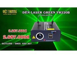 Đèn LASER GREEN YR220B