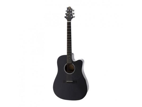 Đàn Guitar Samick D-1 CE BK