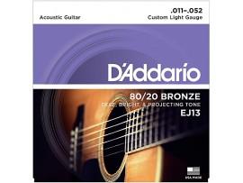 Dây đàn guitar D'ADDARIO EJ13