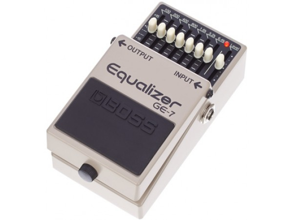 BOSS EQUALIZER GE7