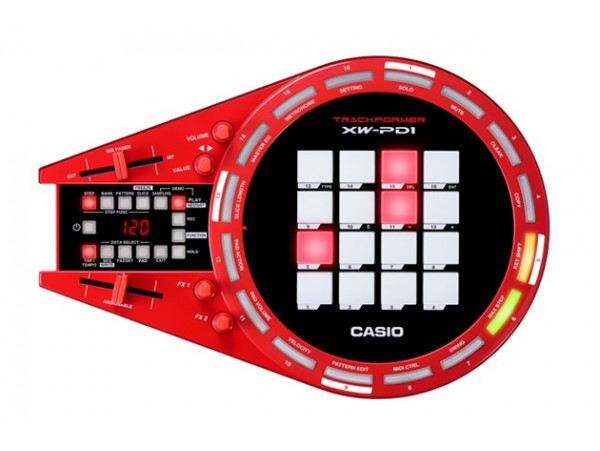 CASIO XW-PD1 DJAY