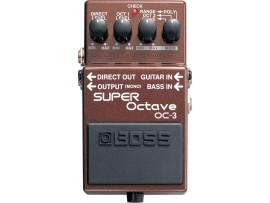 BOSS SUPER OCTAVE OC3