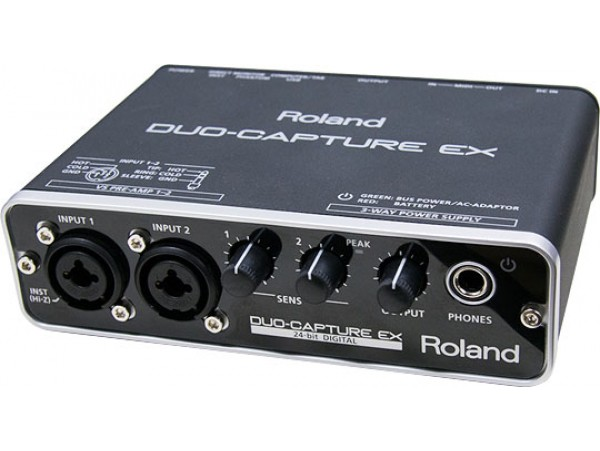 Roland UA-22 Duo-capture EX